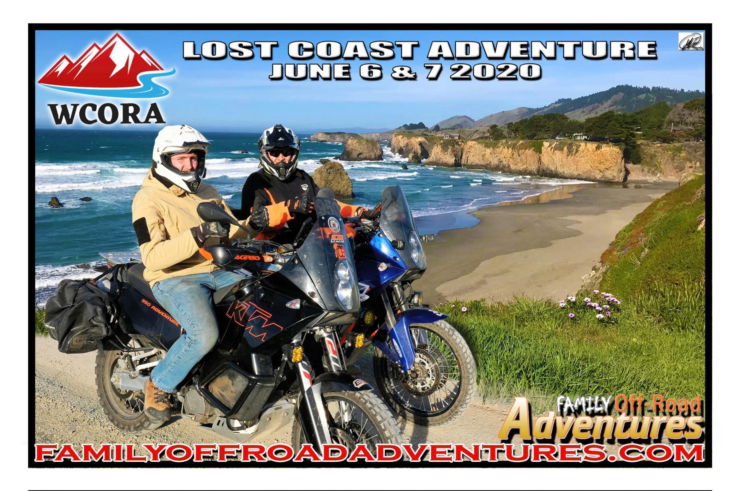Lost Coast Adventure - Web